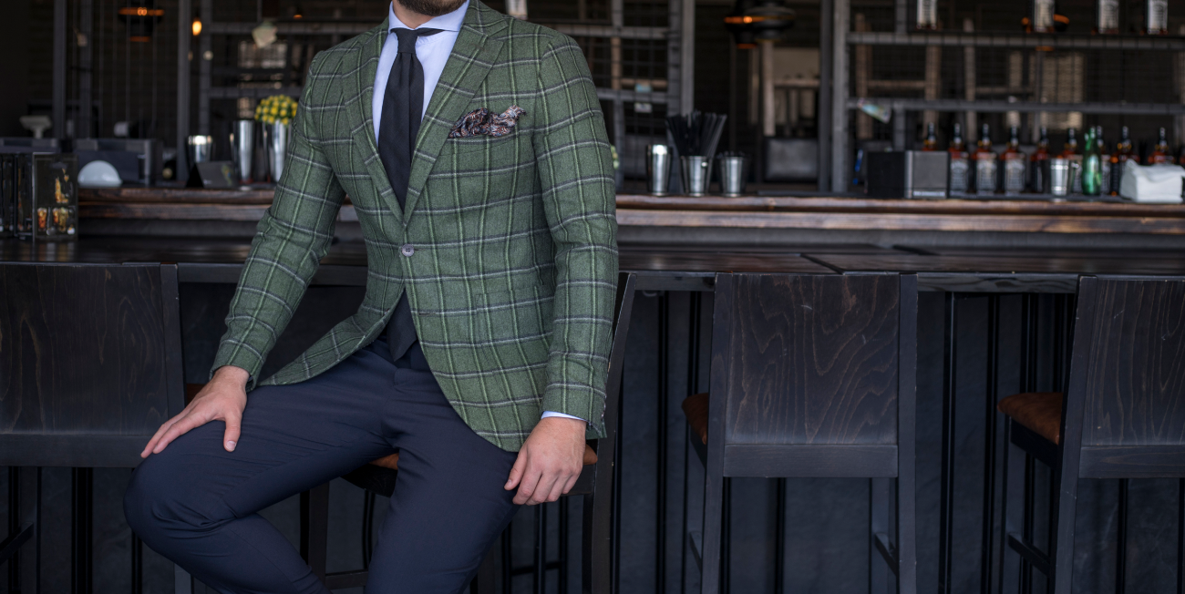 Why choose a bespoke tailor