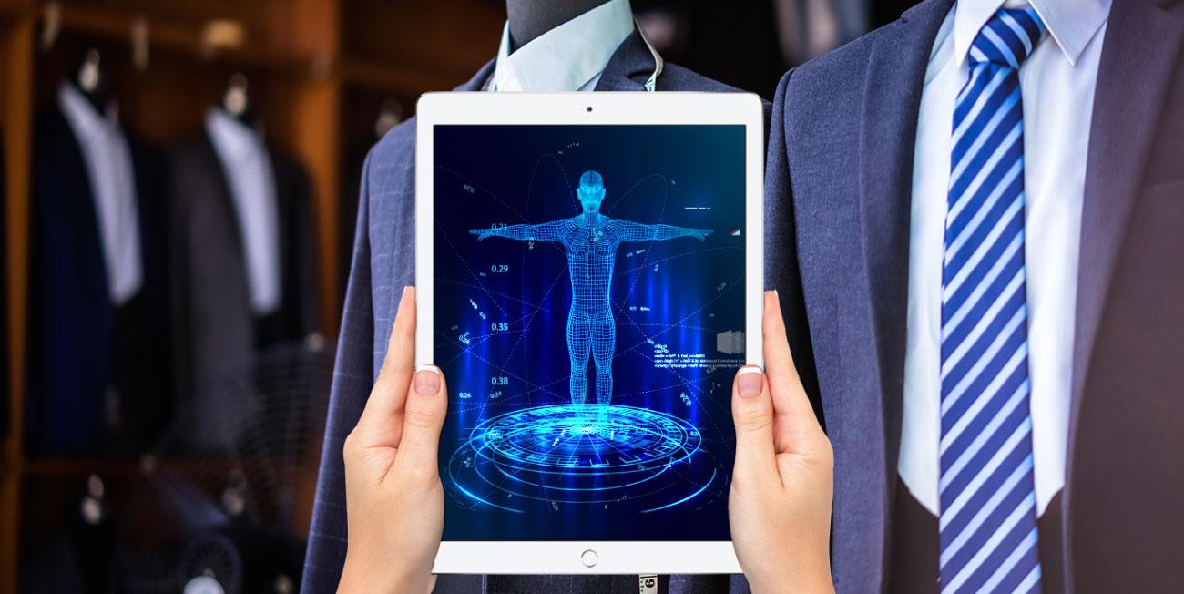 Virtual measurements app